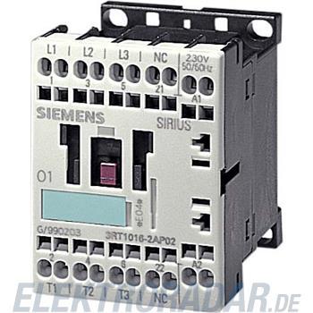 Siemens Schütz AC-3 4kW/400V 1Ö 3RT1016-2AD02