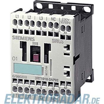 Siemens Schütz AC-3 4kW/400V 1S 3RT1016-2AK61
