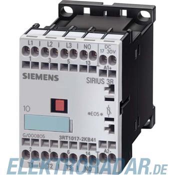 Siemens Schütz AC-3, 5,5kW/400V, 1 3RT1017-1AF01-1AA0