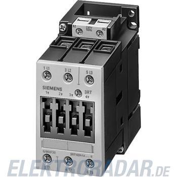 Siemens Schütz AC-3, 5,5kW/400V, 1 3RT1017-1AU01