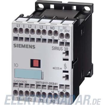 Siemens Schütz AC-3, 5,5kW/400V, 1 3RT1017-2AD02