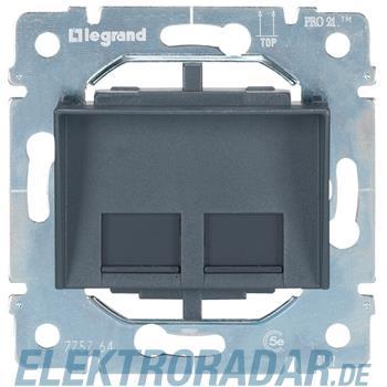Legrand 775764 Einsatz DAE 8/8 (8/8) STP RJ45 C5 vollgeschirmt