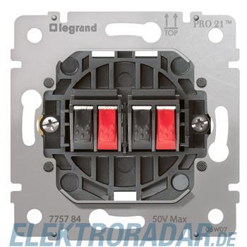 Legrand Einsatz  775784 HI-Fi Einsatz  775784 HI-Fi