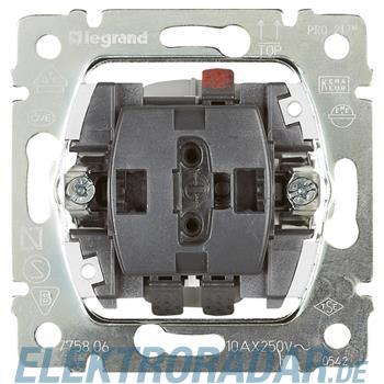 Legrand 775811 Einsatz Wipptaster Schliesser 1-polig