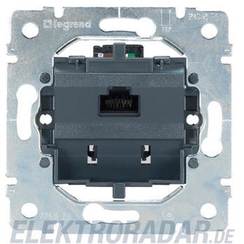 Legrand 775828 Einsatz DAE 8 (8) UTP RJ45 C6 ungeschirmt