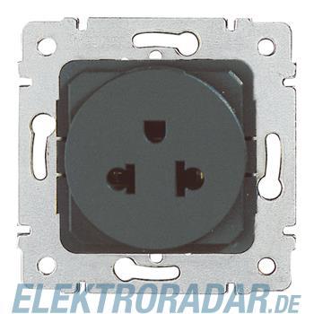 Legrand 775837 Steckdose (SK) Euro-Amerikanischer Standard 2-poli