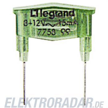 Legrand 775899 Glimmlampe 8-12V~/ 15 mA gruen