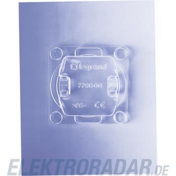Legrand 775900 Schutzabdeckung für Schalter- und Steckdoseneinsät