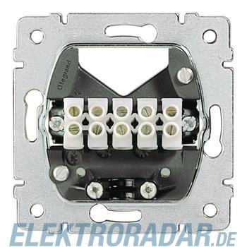 Legrand 775985 Einsatz Leitungsauslass mit Klemmen