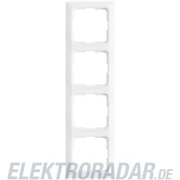Legrand 776204 Rahmen 4-fach Creo ultraweiss