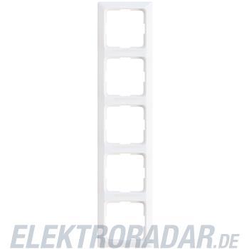 Legrand 776205 Rahmen 5-fach Creo ultraweiss