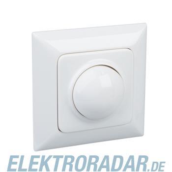 Legrand 776768 Abdeckung Drehdimmer Creo ultraweiss