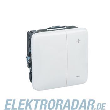 Legrand 776786 Wippe Tastdimmer 400/600W Creo ultraweiss