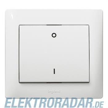Legrand 777015 Wippe Aus mit Aufdruck ''0/1'' Galea ultraweiss