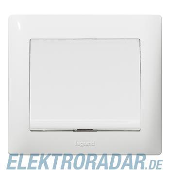 Legrand 777085 Abdeckung Leitungsauslass Galea ultraweiss
