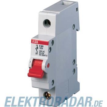 ABB Stotz S&J Trennschalter E201/63R