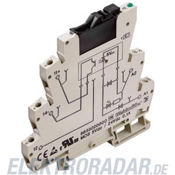 Weidmüller Solid-State Relais MOS 24Vdc/ 230VAC 1A