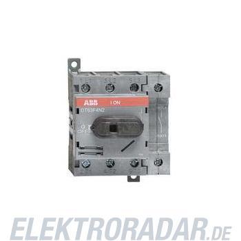 ABB Stotz S&J Lasttrennschalter OT63F4N2