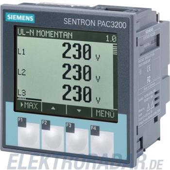 Siemens Schalttafeleinbaugerät 7KM2111-1BA00-3AA0