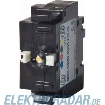 Eaton Funktionselement M22-SWD-K22LED-W