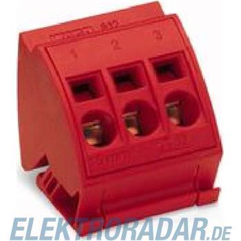 WAGO Kontakttechnik Sammelschienenblock 812-113