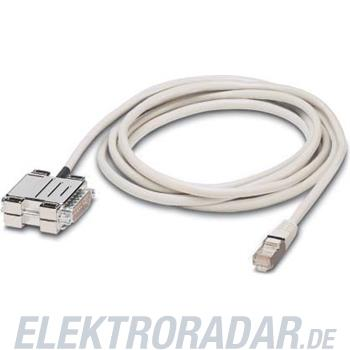 Phoenix Contact Kabeladapter CABLE-9/8 #2981826
