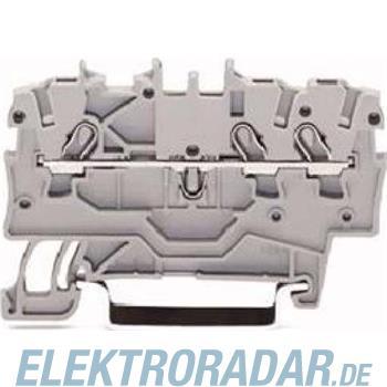 WAGO Kontakttechnik 3L-Durchgangsklemme 2000-1305