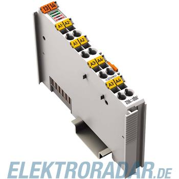 WAGO Kontakttechnik Analog Eingangsklemme 750-464/020-000