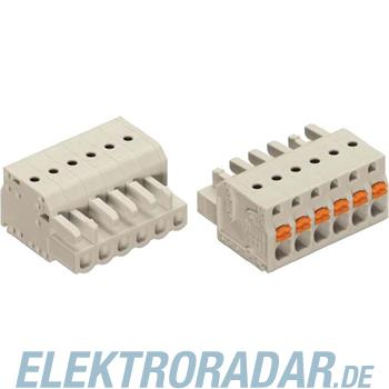 WAGO Kontakttechnik Federleiste 2721-102/026-000
