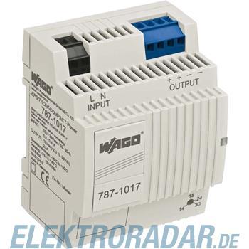WAGO Kontakttechnik Stromversorgung 787-1017