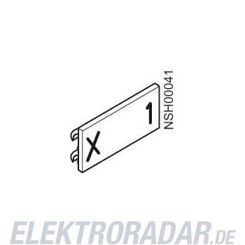 Siemens Kennzeichnungsschilder 8WA8826-0AB(VE100)