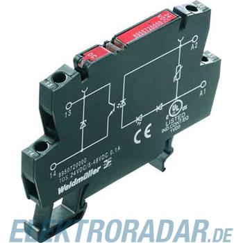 Weidmüller Solid-State-Relais TOS 24VDC/48VDC 0,1A