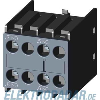 Siemens Hilfsschalterblock 3RH2911-1HA11