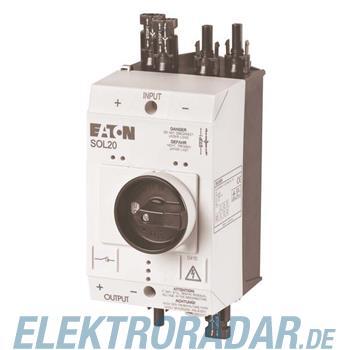 Eaton DC-Lasttrennschalter SOL20/2MC4