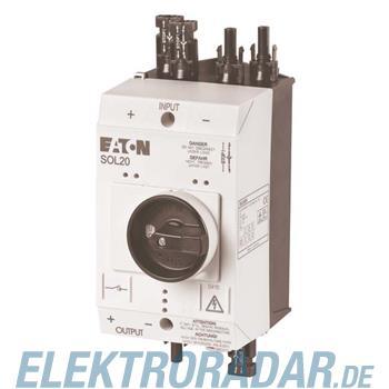 Eaton DC-Lasttrennschalter SOL20/2MV