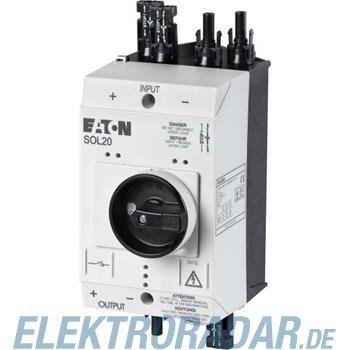 Eaton DC-Lasttrennschalter SOL20/4MC4