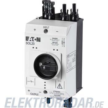 Eaton DC-Lasttrennschalter SOL30/4MC4