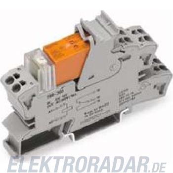 WAGO Kontakttechnik Stecksockel m.Relais 788-314