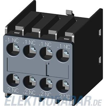 Siemens Hilfsschalterblock 3RH2911-1FA04