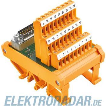 Weidmüller SPS-D Ein-/Ausgangs-Modul RS SD50S LP3R