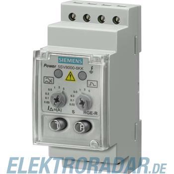 Siemens Differenzstrom-Überwachung 5SV8000-6KK