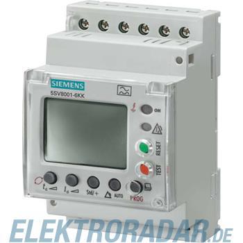Siemens Differenzstrom-Überwachung 5SV8001-6KK