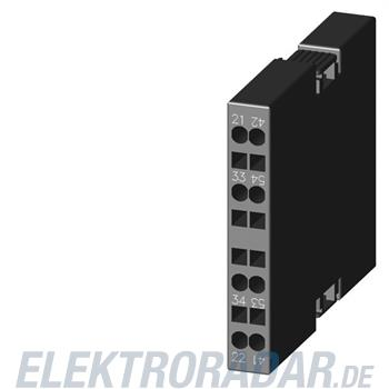 Siemens Hilfsschalterblock seitl. 3RH2911-2DA11