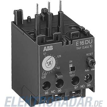 ABB Stotz S&J Überlastrelais E16DU-6.3