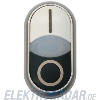 Eaton Doppeldrucktaste M22-DDLF-WS-X1/X0
