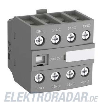 ABB Stotz S&J Hilfsschalterblock CA4-04E