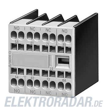 Siemens Hilfsschalterblock 3RH2911-2HA20