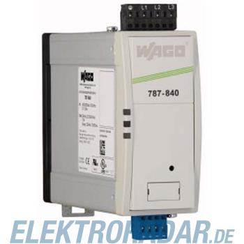 WAGO Kontakttechnik Stromversorgung 787-840