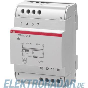 ABB Stotz S&J Sicherheitstransformator TS 40/12-24 C