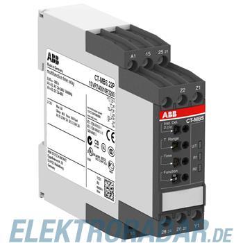 ABB Stotz S&J Multifunktionzeitrelais CT-MBS.22P